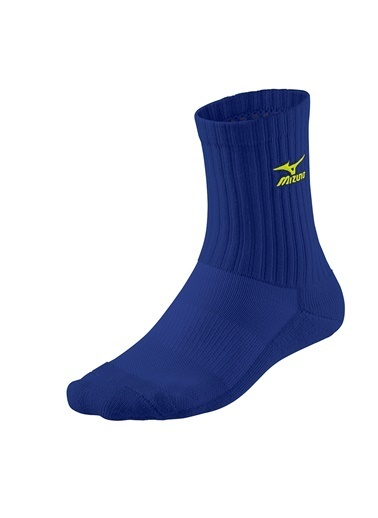 Mizuno Volley Socks Medium Unisex Çorap Lacivert Lacivert